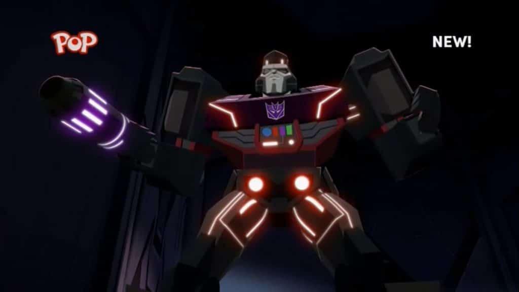 transformers megatron x
