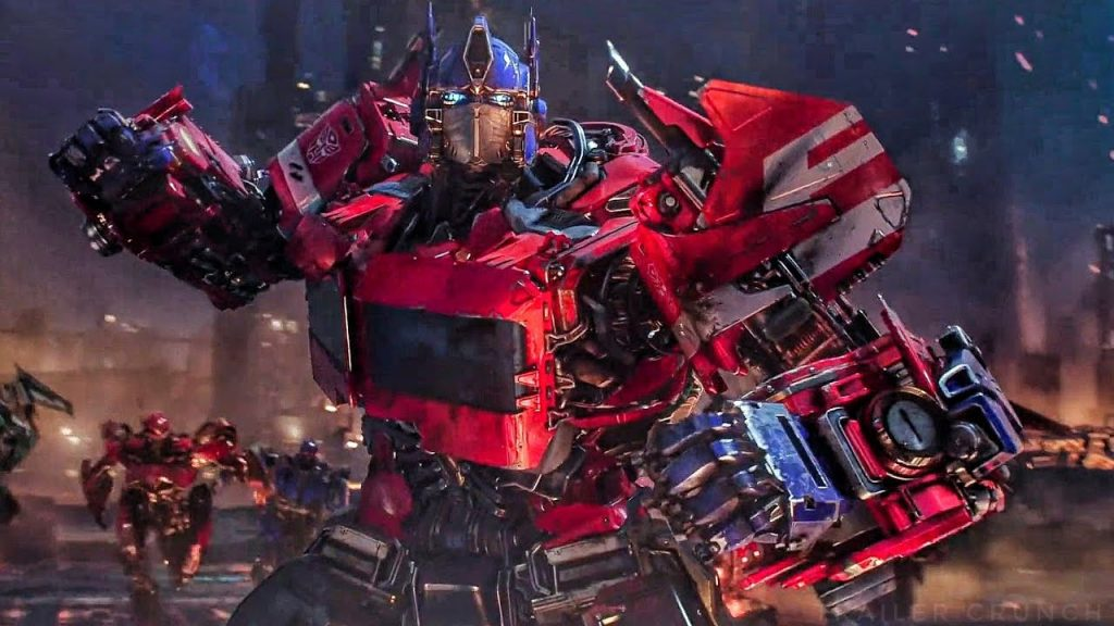 We don't want to see Optimus in Bublebee 2