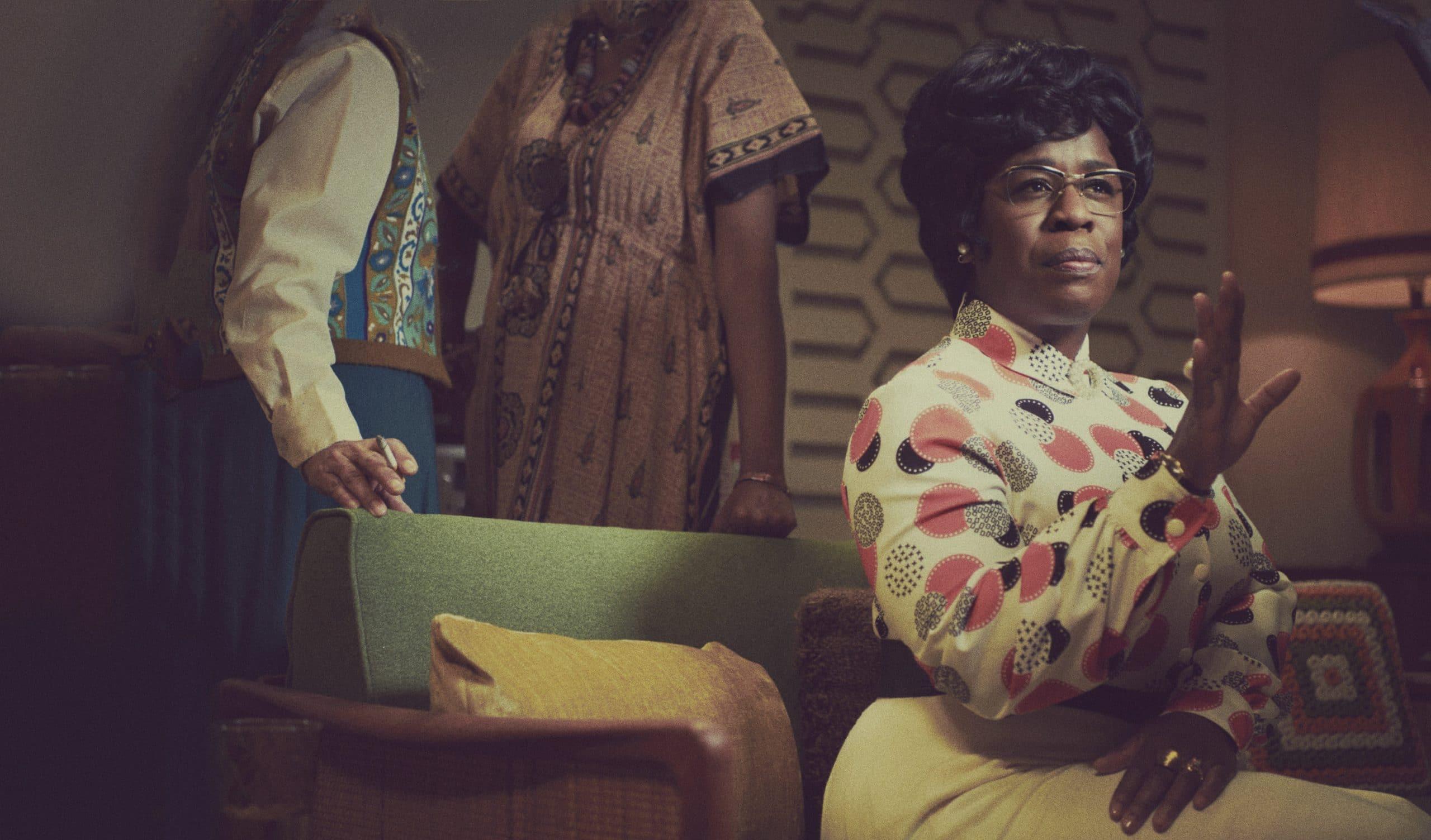 Uzo Aduba Wins Emmy for Mrs. America