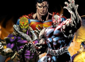 Superman Villains