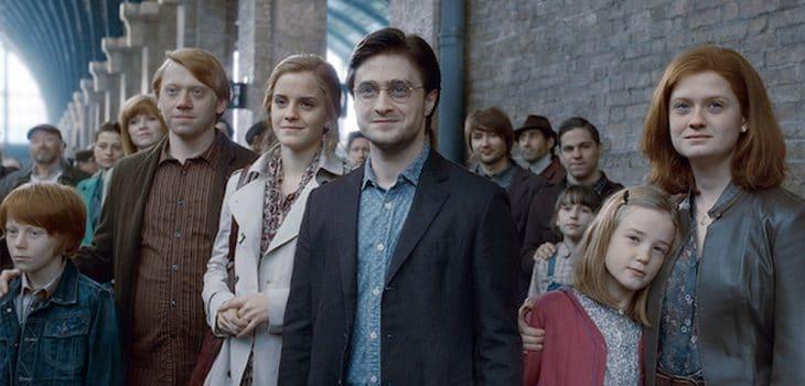 Harry Potter saga conclusion