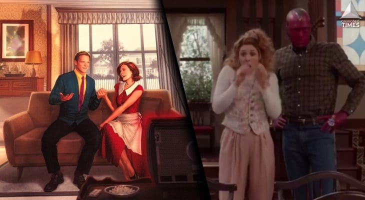 WandaVision Trailer Snaps