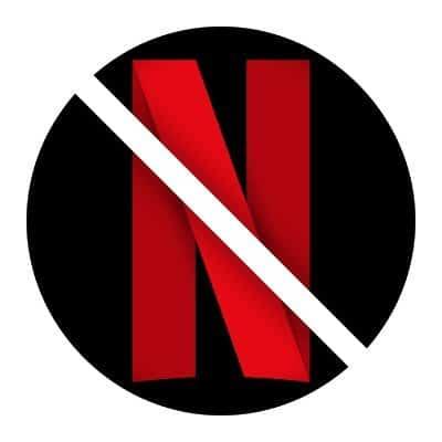 Cancel Netflix logo