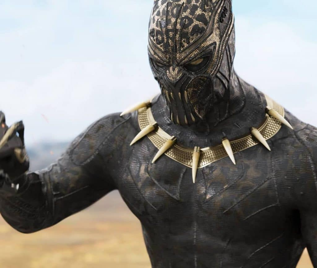 Killmonger's suit