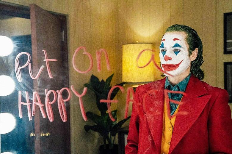 Phoenix in Joker