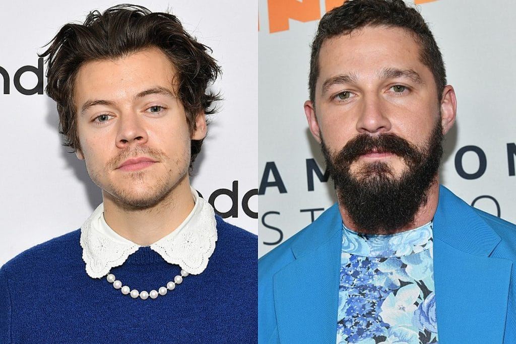 Harry Styles replaces Shia LaBeouf in Olivia Wilde's Don't Worry, Darling
