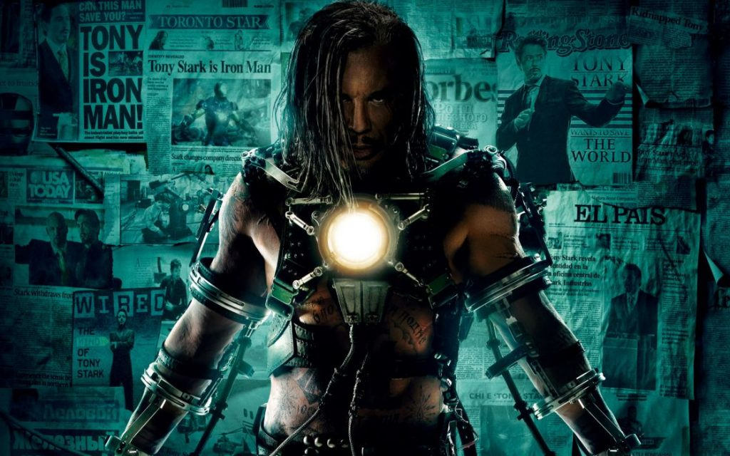 Ivan Vanko's arc reactor design