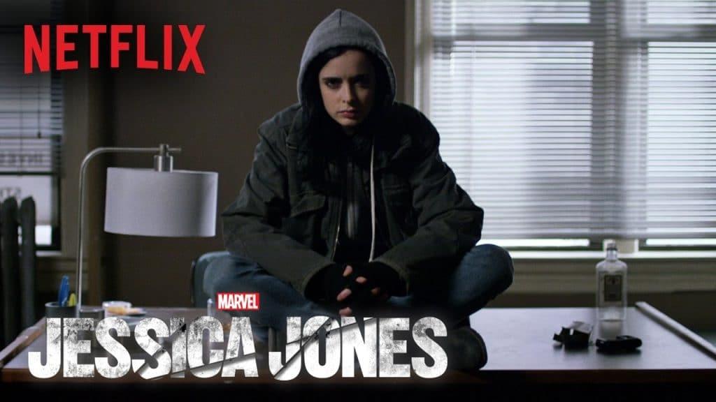 Jessica Jones on Netflix