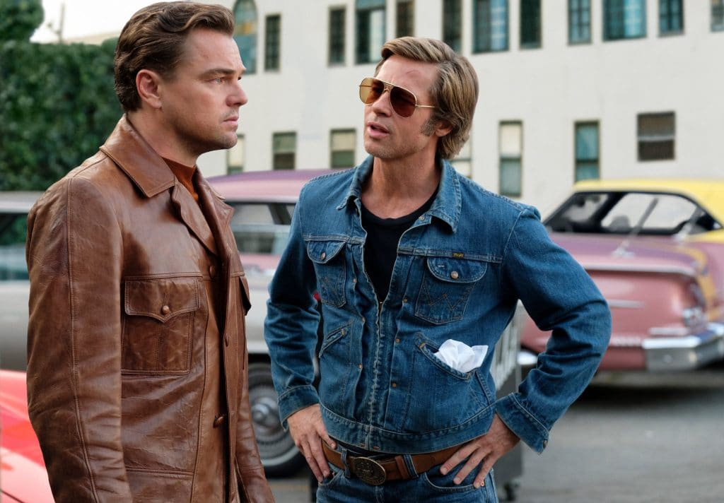Once Upon A Time In Hollywood's Last Scene