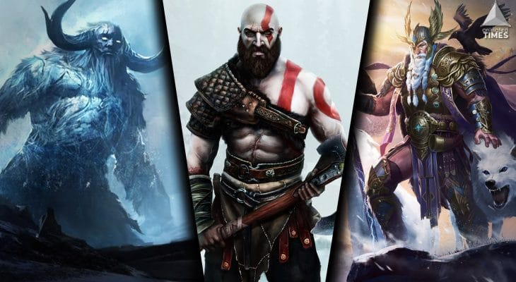 God Of War Ragnarok Strongest Norse Gods Kratos Could Fight With Animated Times