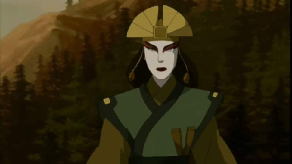 Avatar-Kyoshi