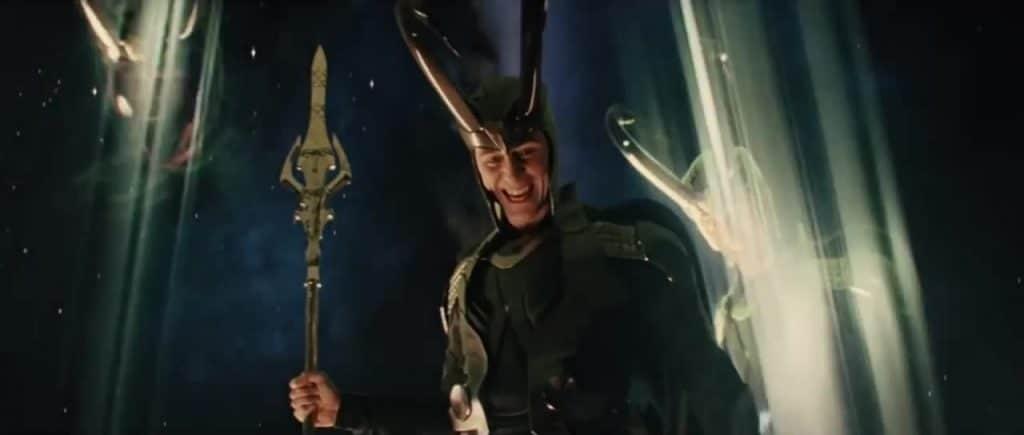 Loki vs Mysterio loki magic