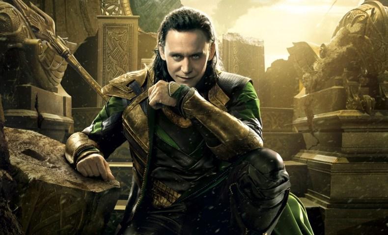 Loki vs Mysterio loki trickster god