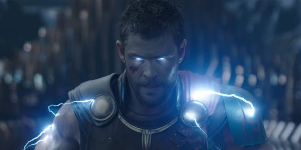 Thor lightning powers