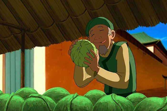 avatar cabbage man