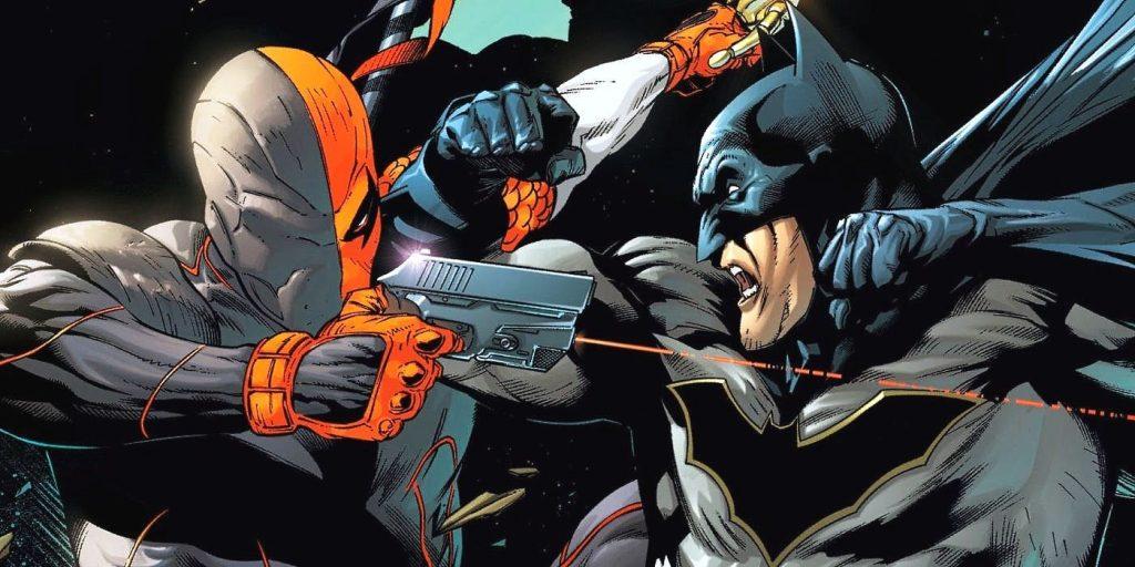 batman close quarter combat