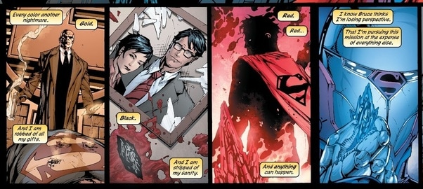 different kryptonite
