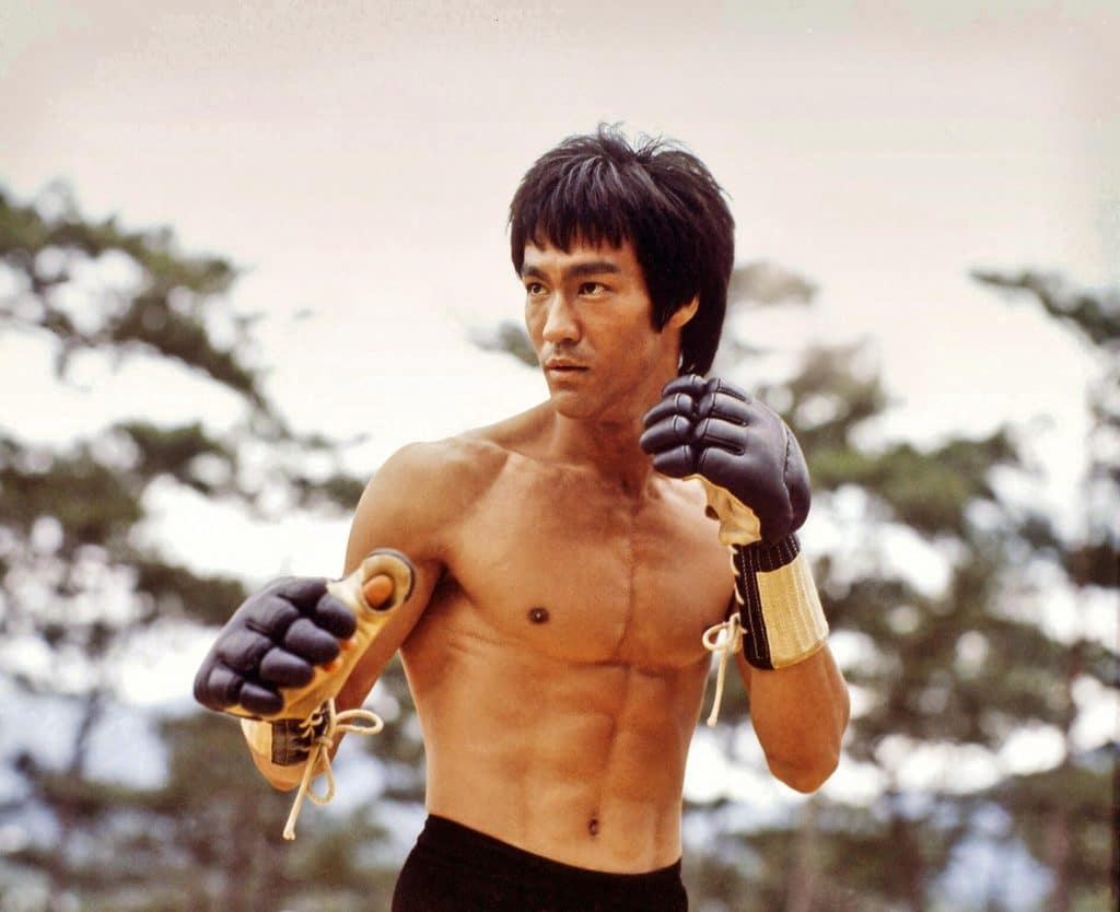 bruce lee interview