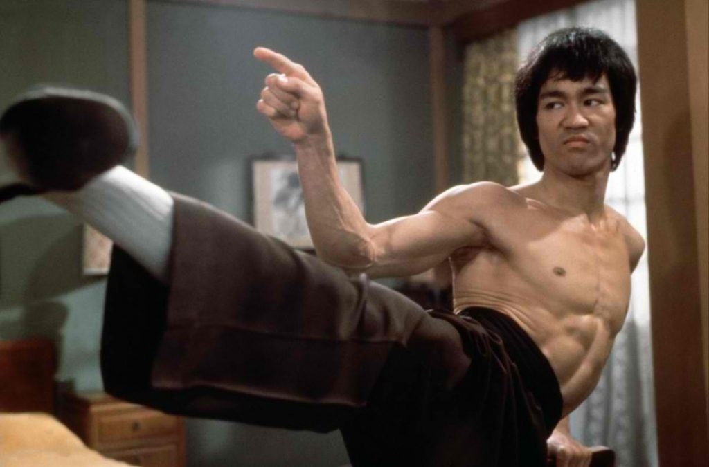 bruce lee warner brothers