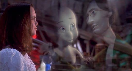 Casper brings Kat's dead father back