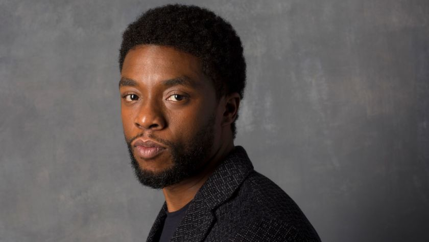 Chadwick Boseman played Black Panther in the MCU