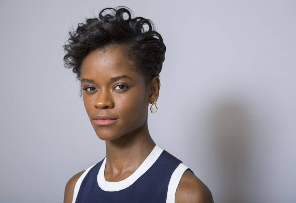 Letitia Wright was a breakthrough star in MCU's Black Panther