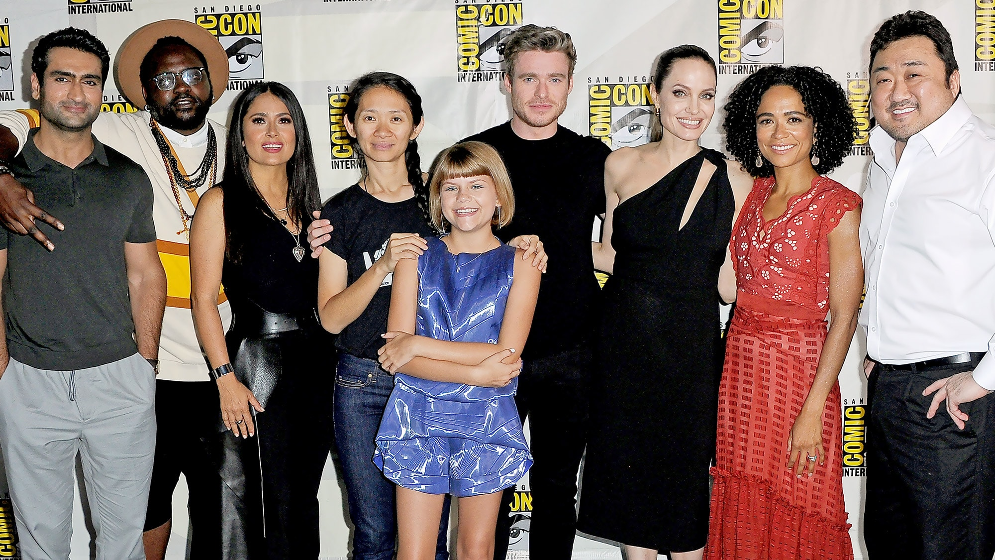 The Eternals Cast