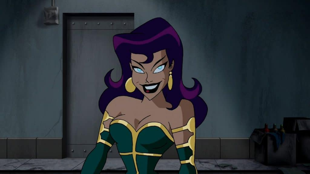 Circe in DCAU's Justice League