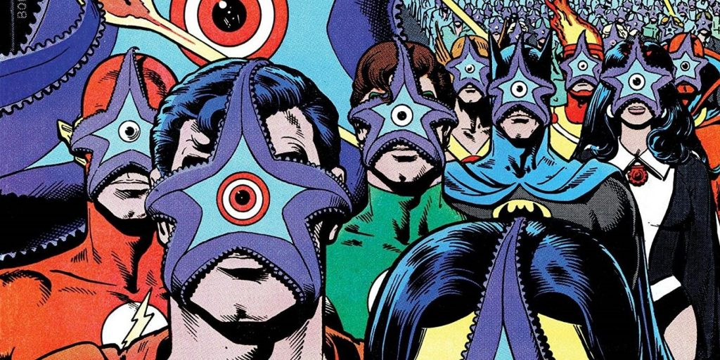 Starro against the League