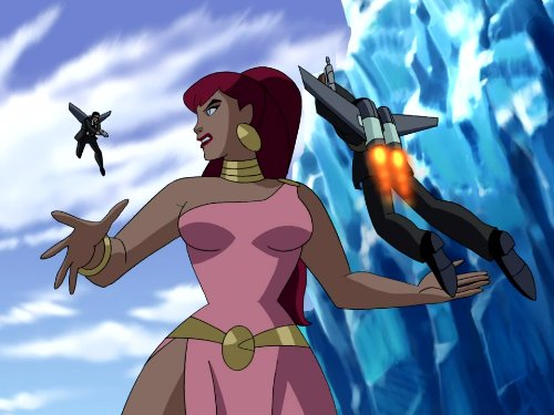 Giganta the League Foe