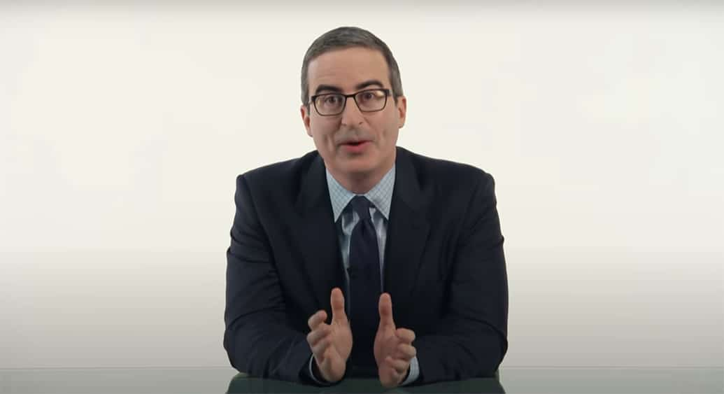 John Oliver won his fifth Emmy Award