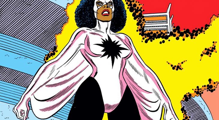monica rambeau from marvel comics