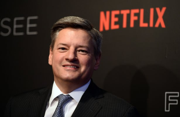 Ted Sarandos co-CEO of Netflix