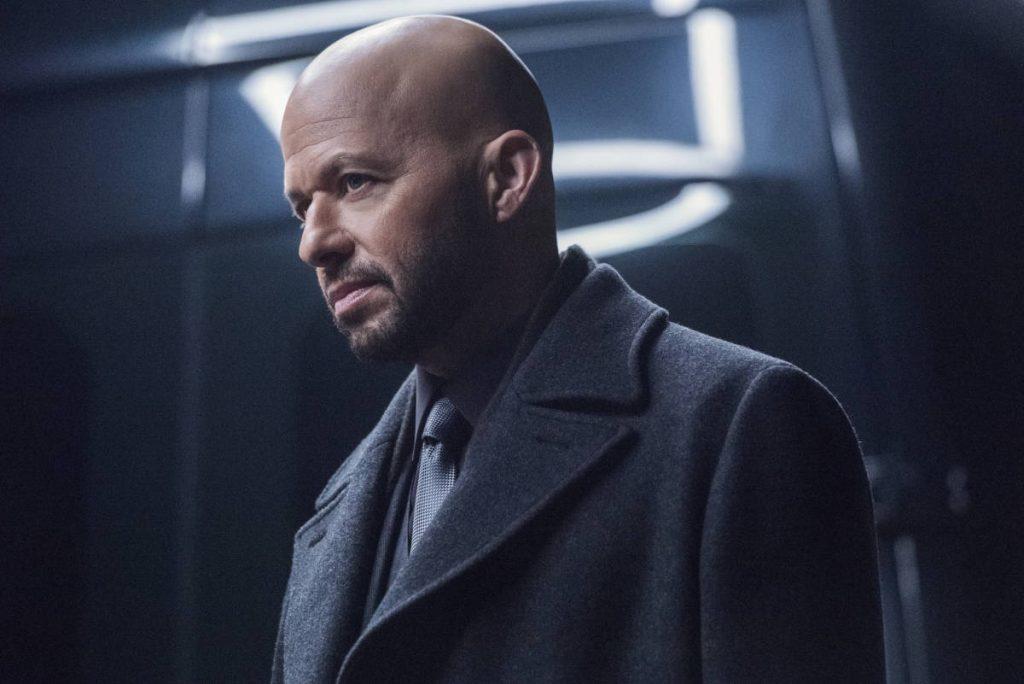 Jon Cryer's Lex Luthor