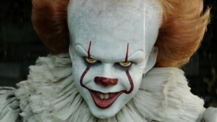 Pennywise from Stephen King's It