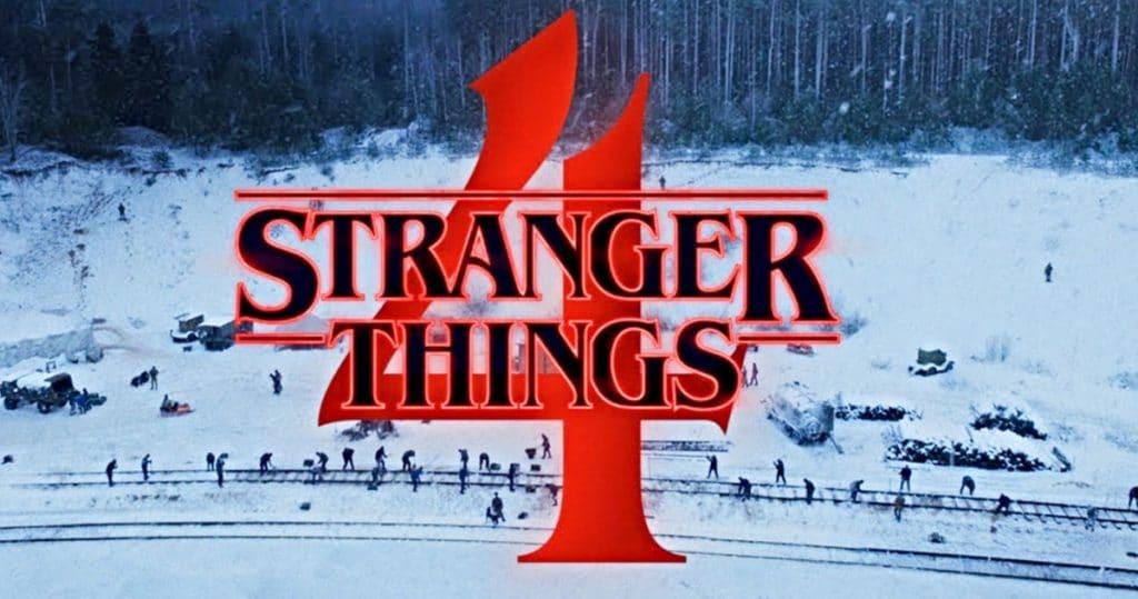 stranger things season 4 production