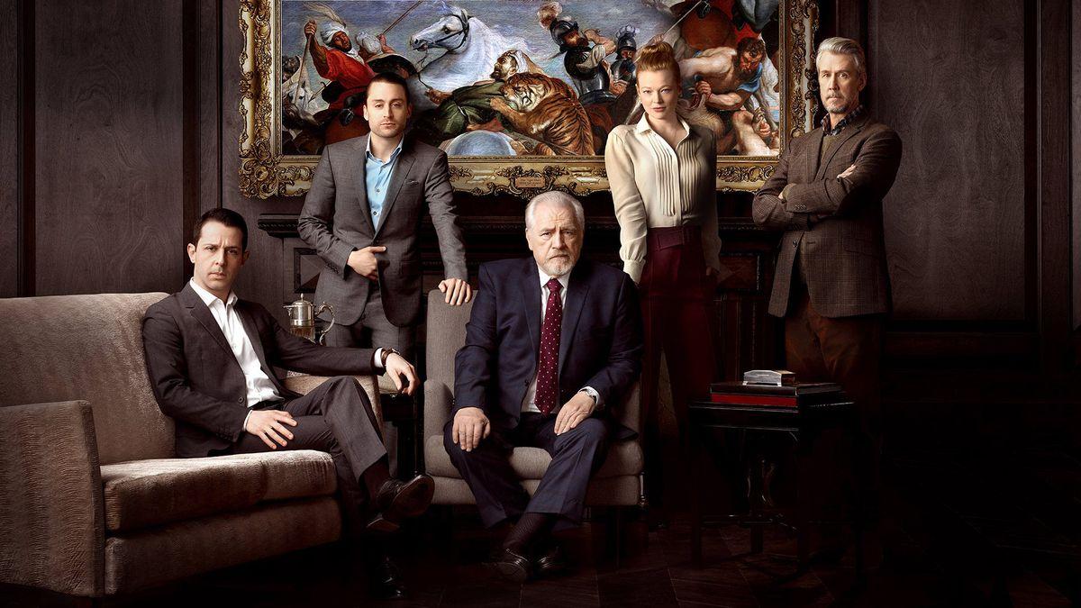 Succession wins Best Drama Series Emmy Award