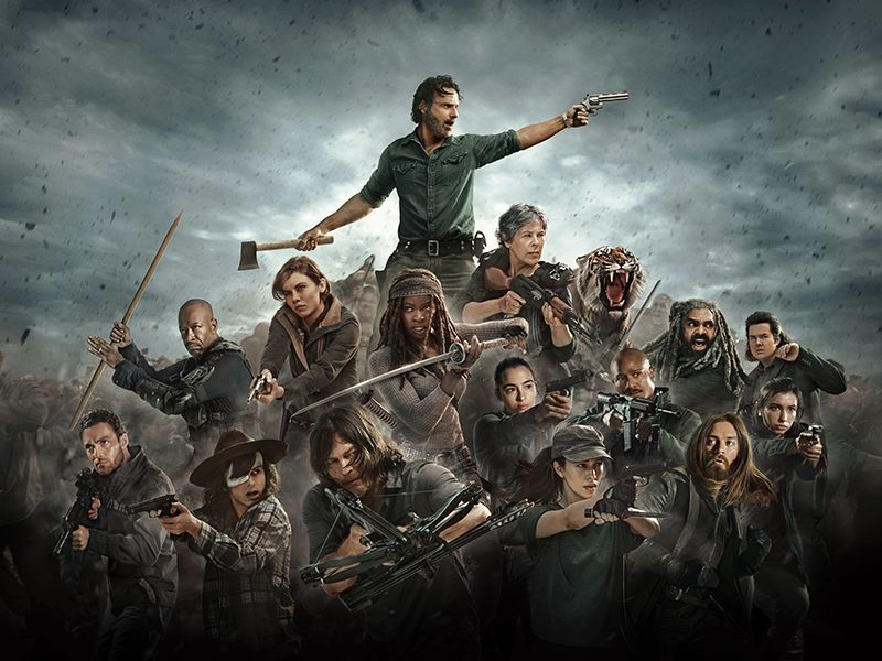 The Walking Dead Season 11 will be its last