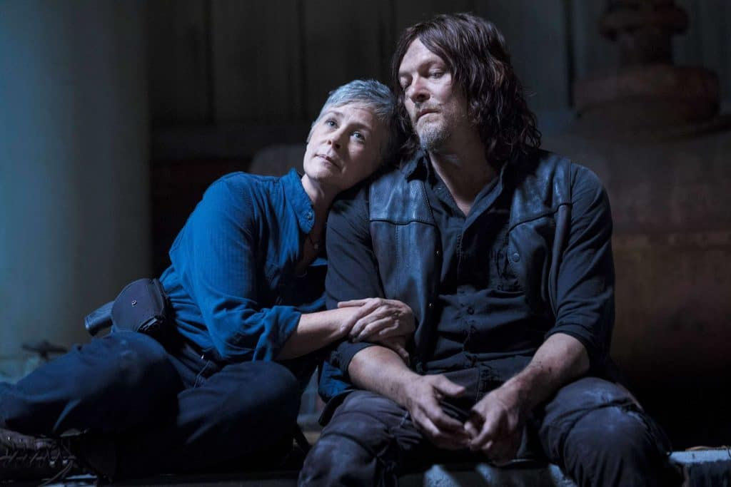The Walking Dead announces spinoff with Reedus and McBride