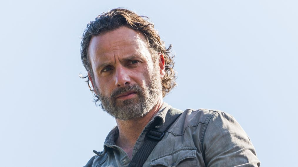 The Walking Dead movie with Andrew Lincoln's Rick Grimes