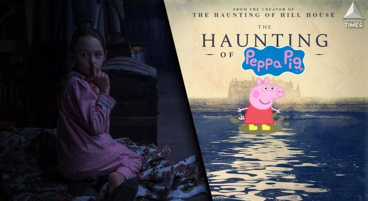 Bly House Energetic Peppa Pig Comes To Haunt The Creepy Manor Animated Times