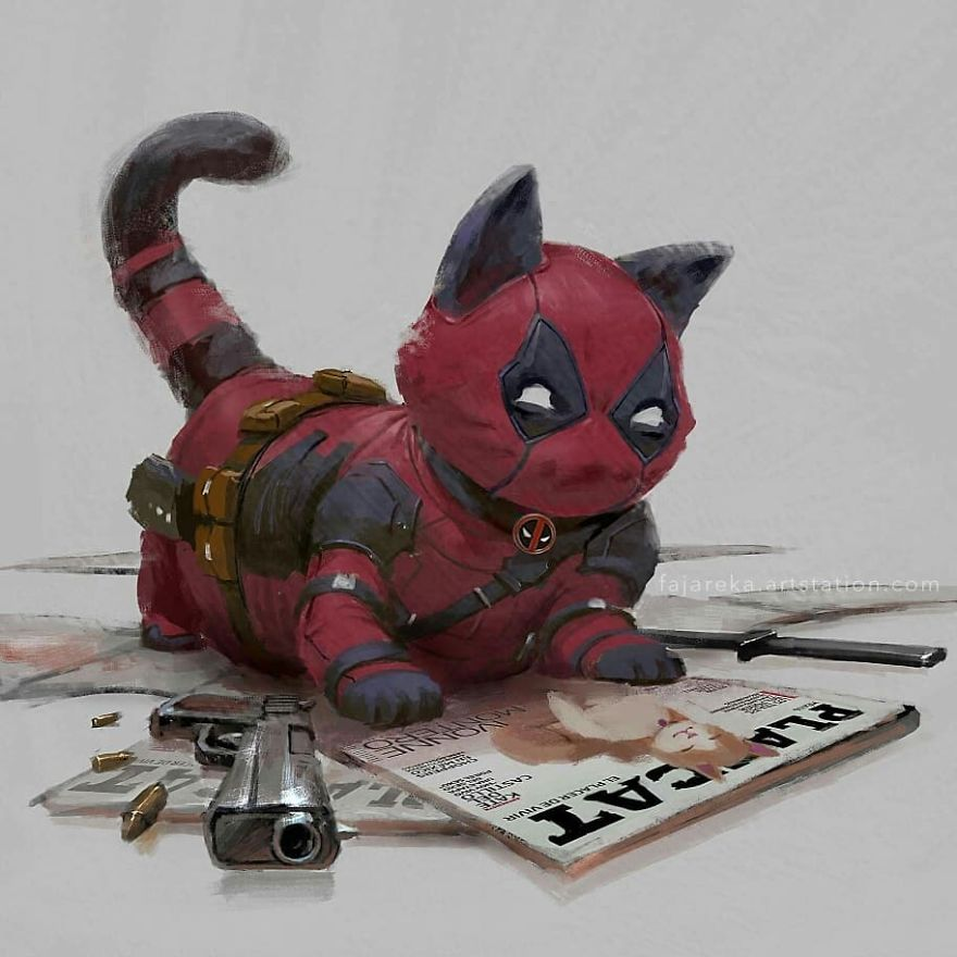 Cats as Catpool
