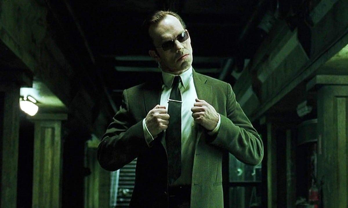 Villain - Agent Smith