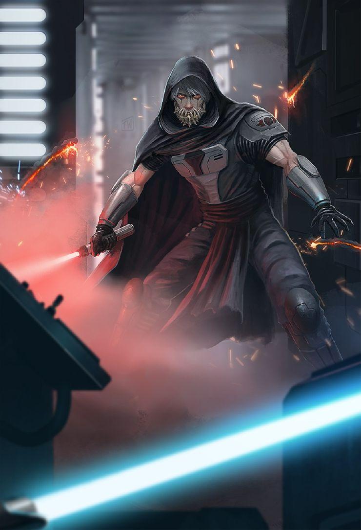 Badass Sith Lords