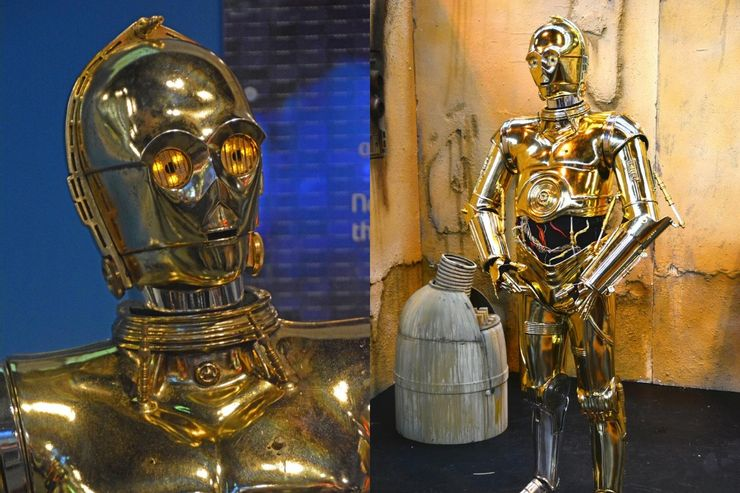 Insanely Accurate Sci-Fi Cosplay C-3PO