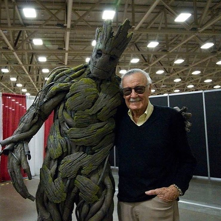 Insanely Accurate Sci-Fi Cosplay Groot