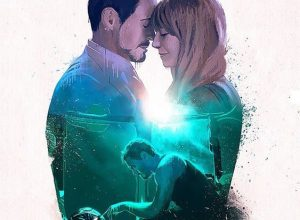 Tony Stark and Pepper Potts