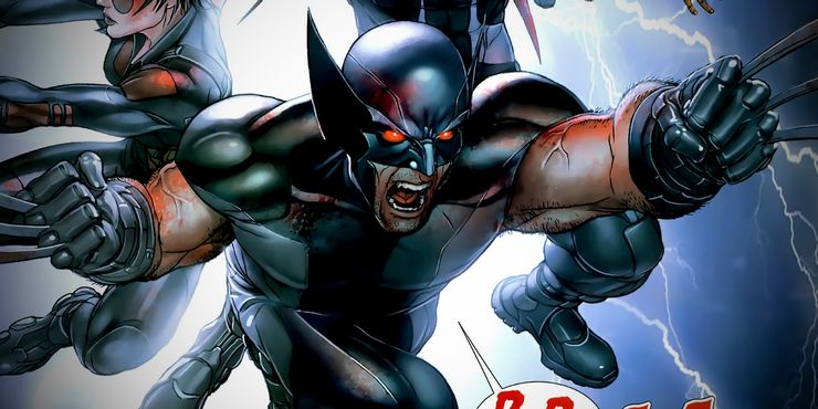 Wolverine X-Force Costume