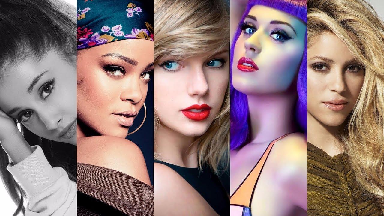 Badass Female Pop Singers