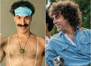 10 Best Movies of Sacha Baron Cohen According To Rotten Tomatoes